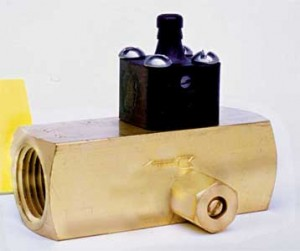 Air Injector for well water iron filter systems